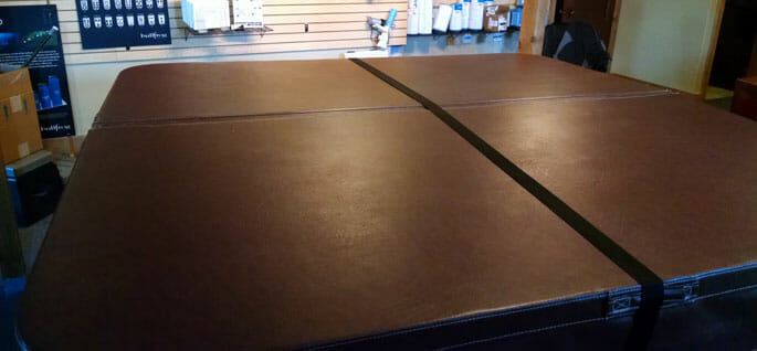 Cover Windstrap - 2x 7ft spa or hot tub cover straps