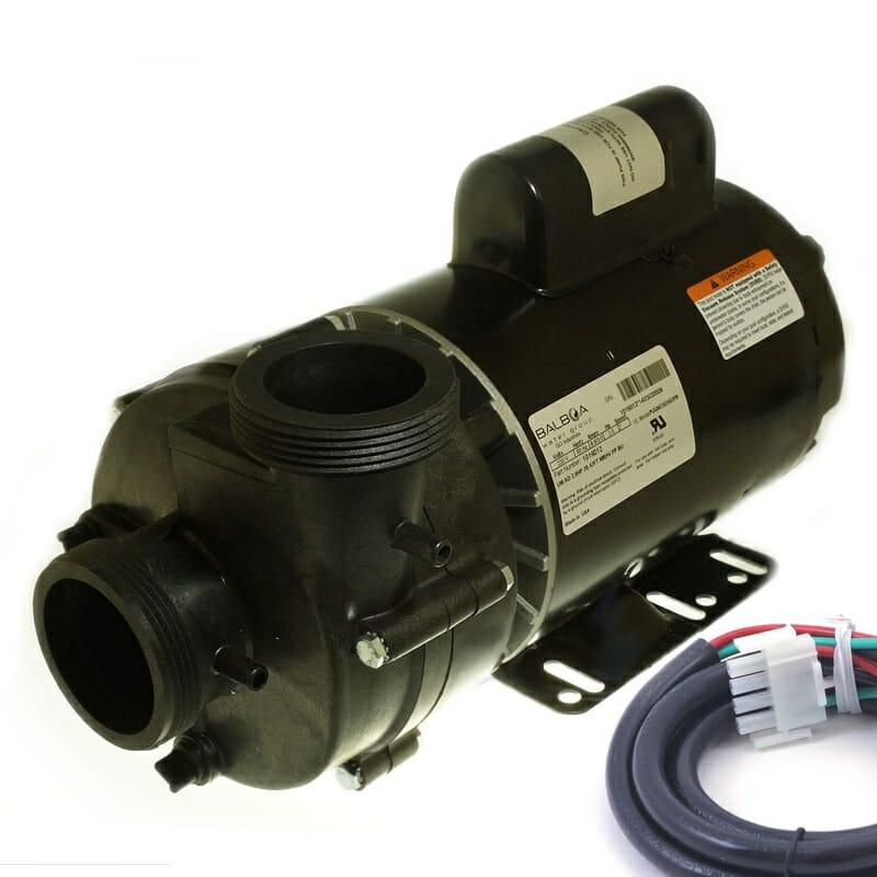 Balboa 109 1.5HP/ 2 SP 56 Frame Pump