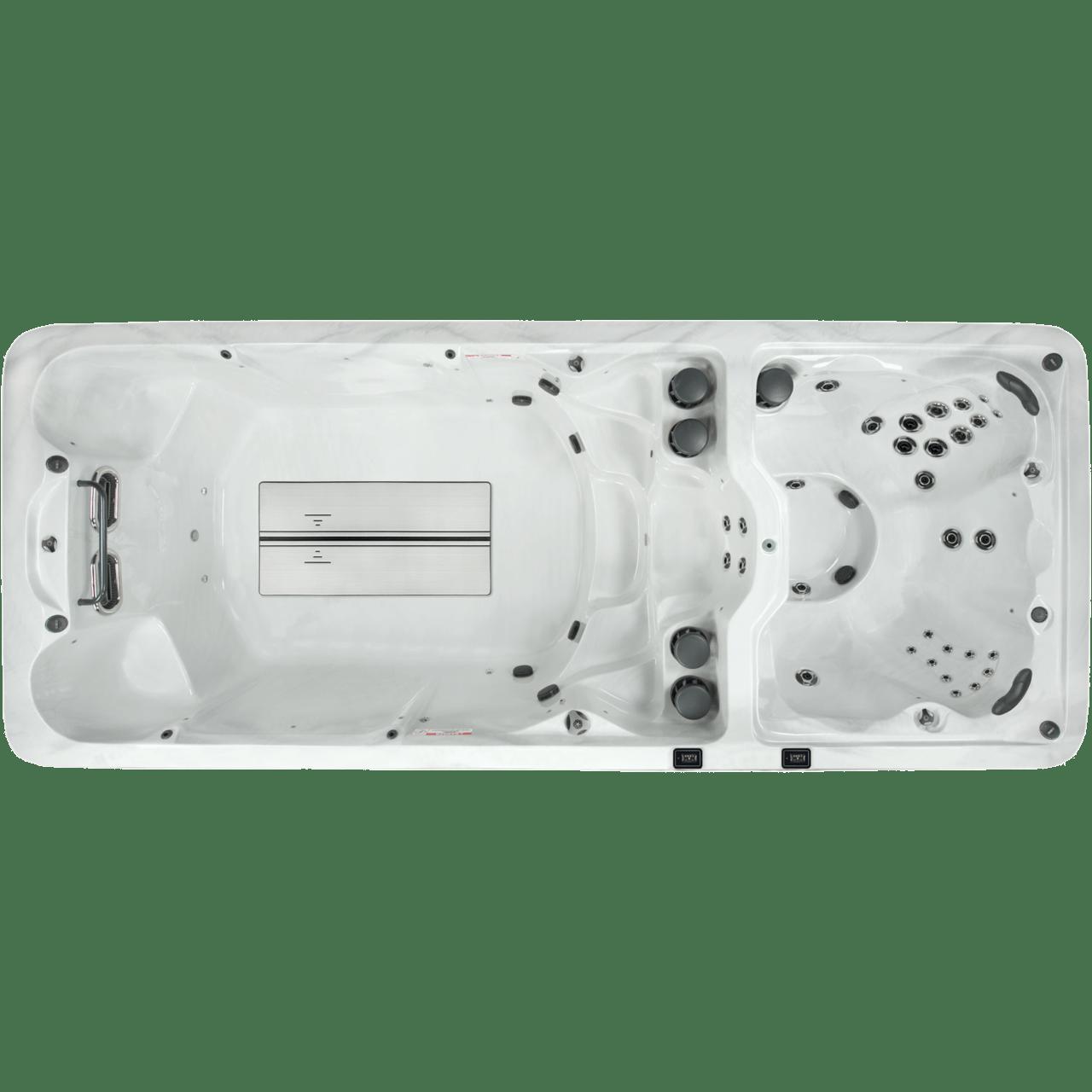 PowerPool DM8 Swim Spa & Hot Tub
