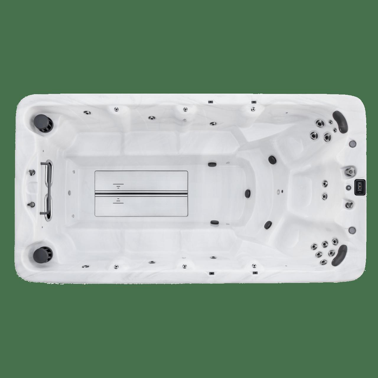 PowerPool MB4 Swim Spa & Hot Tub