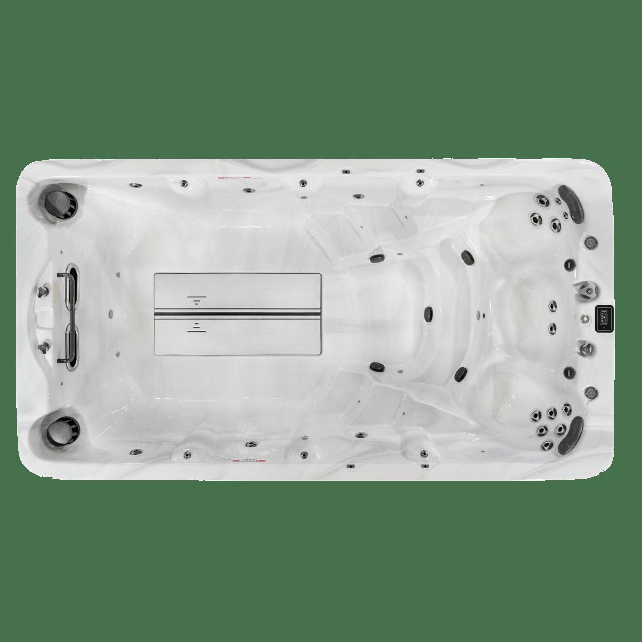 PowerPool ML4 Swim Spa & Hot Tub