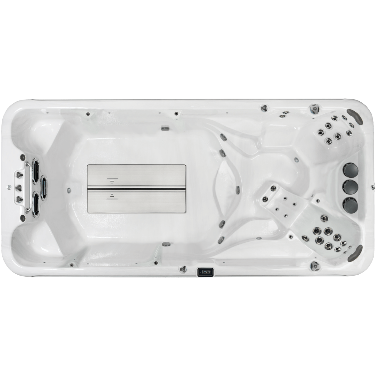PowerPool MX6 Swim Spa & Hot Tub