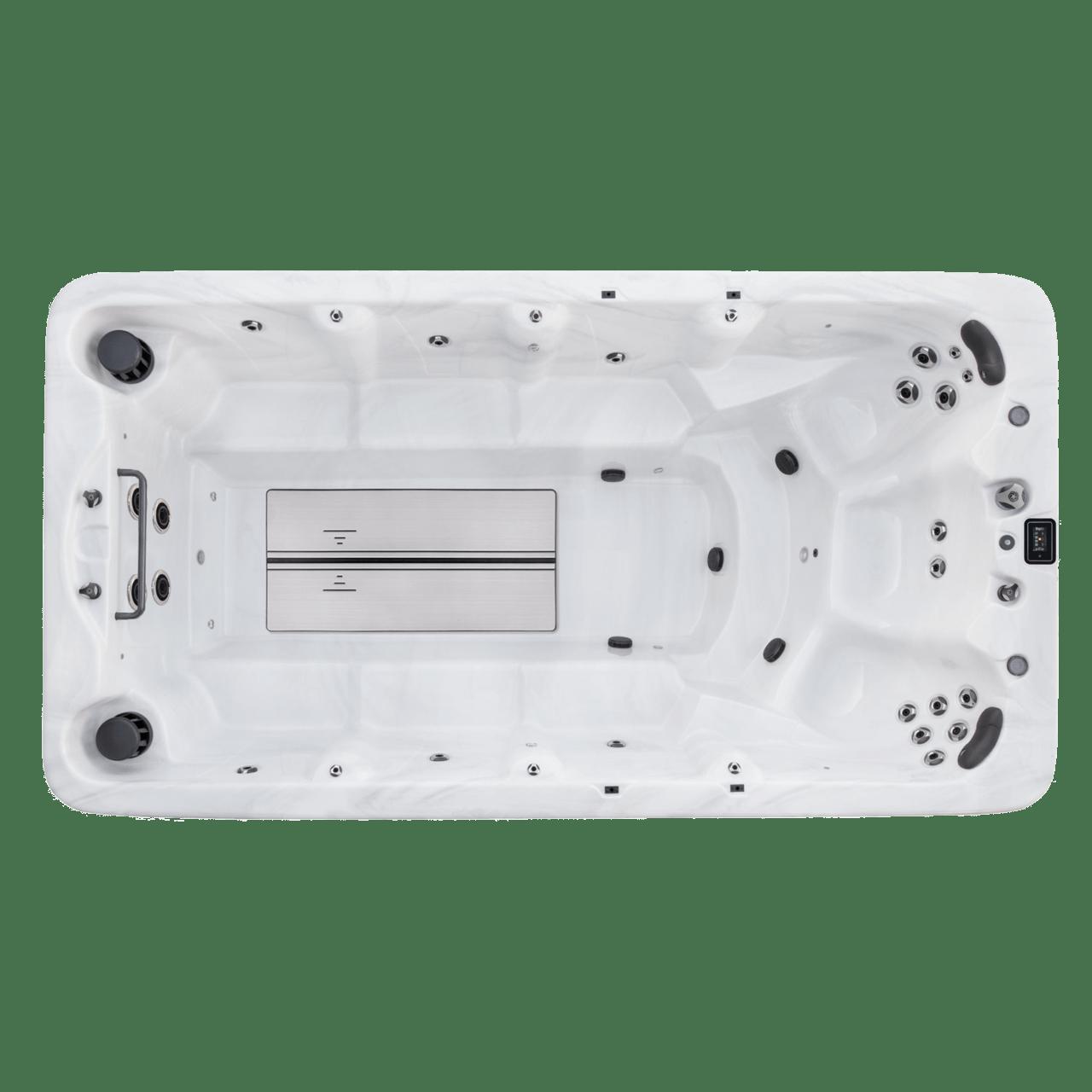 PowerPool RB4 Swim Spa & Hot Tub