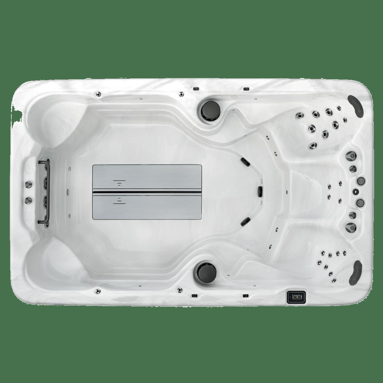 PowerPool RF2 Swim Spa & Hot Tub