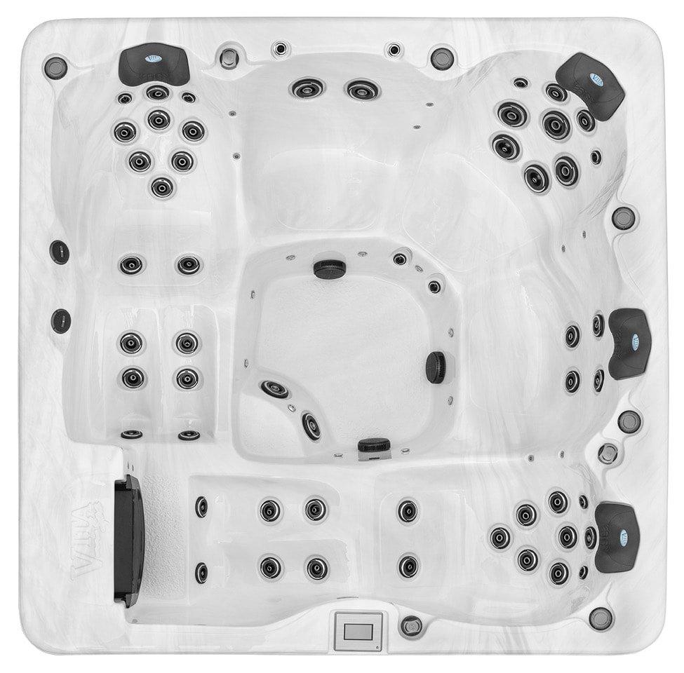 Vita Spas Salon Hot Tub