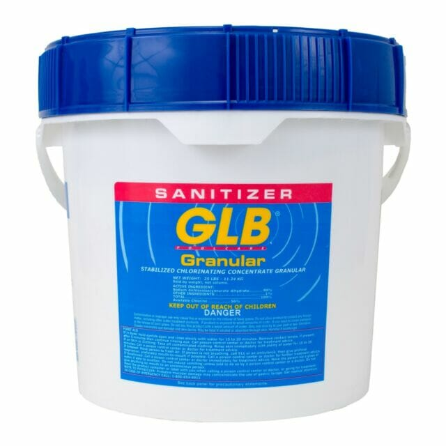 GLB- 25# GRANULAR CHLORINE