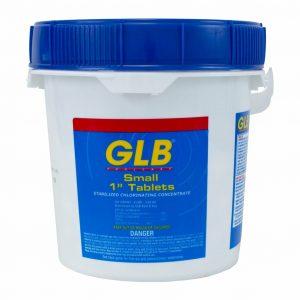 """GLB- 8# TABS CHLORINE 1"""""""